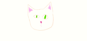 Random Cat Face by Simulator-lol123