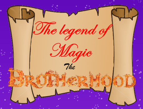 The legend of magic logo 2 by Rockendo