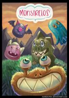Little Creatures -Monstrelos by Markdotea