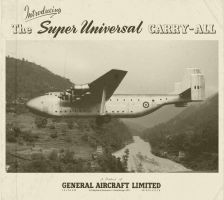 General Aircraft GAL.62 by Bispro