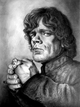 Tyrion Lannister by Pidimoro