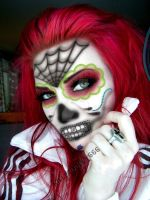 Day of the Dead Girl 1 by killerdolly666