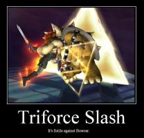 Triforce Slash Fail by Nicholas713