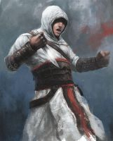 assassin's creed 3 by ivanshark