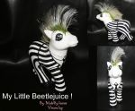 My Little BeetleJuice by MadeByJanine