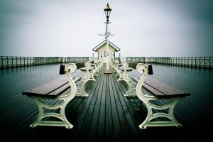 Penarth Pier by AtomicMouthpiece