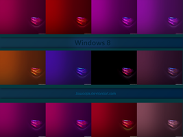 Windows 8 by Jawadpk