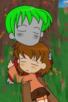 CE: Cutie n' Magnet nap. by Natsumi-chan0wolf