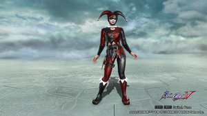 Harley Quinn Soul Calibur 5 by toms2435