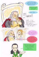 Loki's trial part 2 by puking-mama