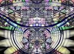 stain glass .....from blank by innac