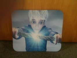 My Jack Frost Mousemat by GoldenDragon865