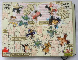 Daily Journal: Puzzled by hogret