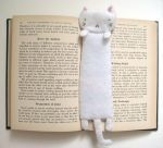 long cat bookmark by gurliebot