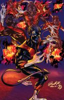 NightCrawler Colors by BDStevens