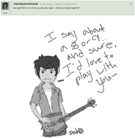 Ask Marshall Lee: Bass by avatardestiny722