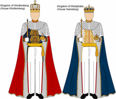 German Kings Part 2 by DakyIllustrations