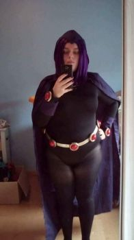 Raven cosplay by MLPakroma