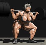 Lydia Squats by dinsidious1