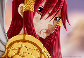 Erza Scarlet by carl1tos