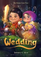 My wedding by largee17