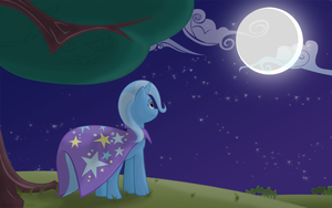 A Calm Night by Glaive-Silver