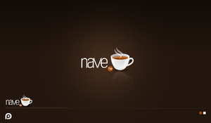 Nave Logotype by Aer0s by webgraphix