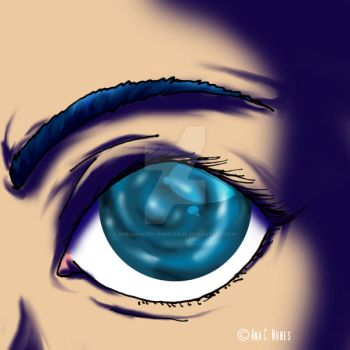 :Alma: Ellaine's eye by DreamGazer-NightAnge