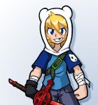 Finn the Human by rongs1234