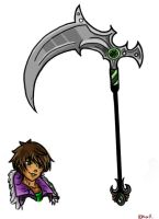 Vincent Nightshade redone + weapon-form by kirklandalexis