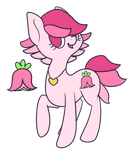 Petal - GIFT by soda-mousse-adopts
