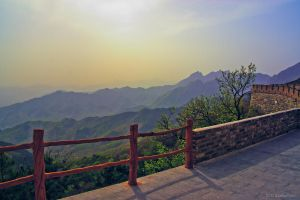 Great Wall of China by DDKonstantinov