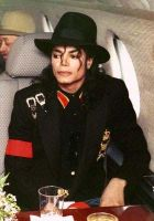 Just sitting on a plane MJ by brebre890
