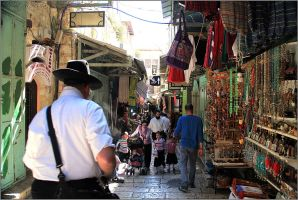 In the old Jerusalem by ShlomitMessica
