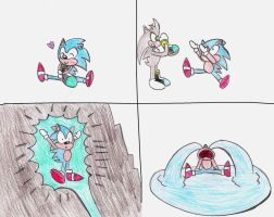 Classic Sonic Boot Love Part 2 by germanname