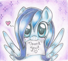 Thanks! by Evomanaphy