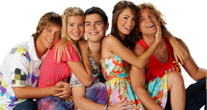 Teen Angels PNG by CasiAngeles4