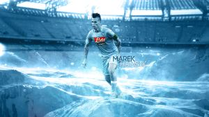 Marek Hamsik Wallpaper by SemihAydogdu