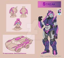 MTMTE: Streak by AXEL464