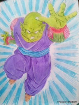 Piccolo by Mirukoo