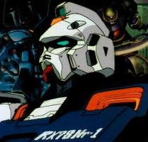 Gundam 0080:War in the Pocket by Johnny-E