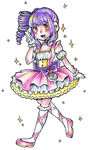 Cure Idol Gift by Chance-To-Draw