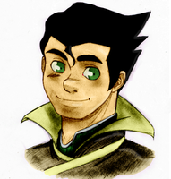 The Legend of Korra: Bolin by Soda-Lupus