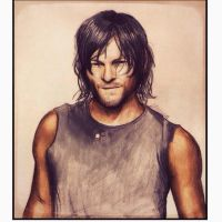 Daryl Dixon-The Walking Dead by gilly15