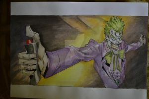 Joker by LeraRemarque