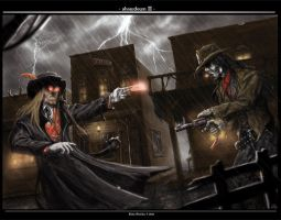 Showdown II by randolfo