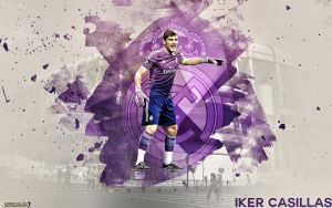466. Iker Casillas by RGB7