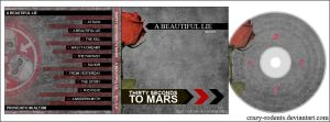 A Beautiful Lie CD Cover by crazy-rodents