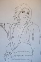 Sure you'll do this? Sasuke Uchiha by SakakiTheMastermind