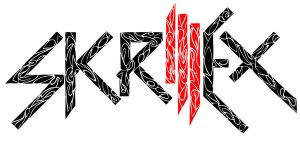 Tribal Skrillex Logo - Work In Progress by Dessins-Fantastiques